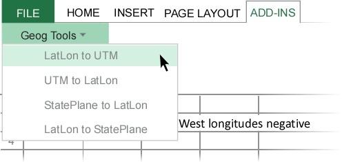 Basic Latitude and Longitude <-> UTM Conversions | DimensionEngine