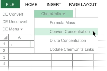 Excel Examples | DimensionEngine